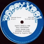 Paul Blackman / Augustus Pablo - Earth, Wind And Fire