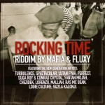 VA - Rocking Time Riddim By Mafia  & Fluxy