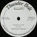 Midnight Riders / Steve Knight - Illegal Gun / Rodeo